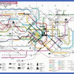 tokyo subway map 2 150x150 Monterey Map Tourist Attractions