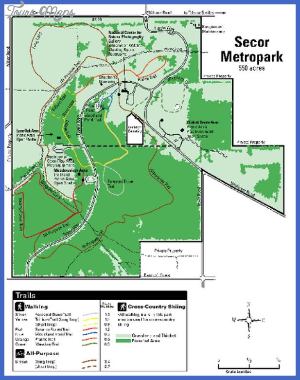 toledo metro map  1 Toledo Metro Map