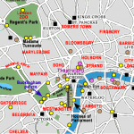 tourist map of london 150x150 London Map Tourist Attractions