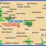 tucson map city 150x150 Tucson Map Tourist Attractions