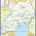uganda map  10 150x150 Uganda Map