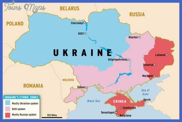 ukraine map Ukraine Map