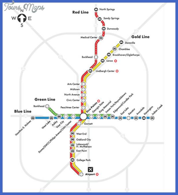 undergroundmaps35 Houston Subway Map