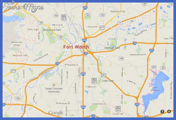 unnamed file Fort Worth Map