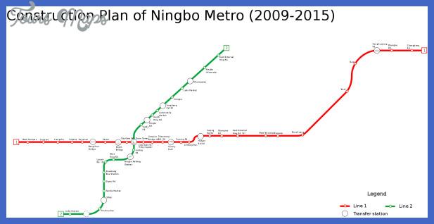 urumqi metro map  2 Urumqi Metro Map