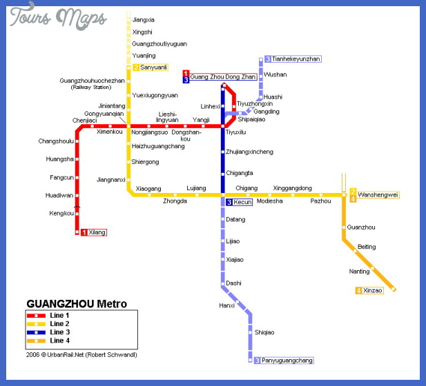 urumqi metro map  4 Urumqi Metro Map