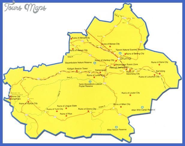 urumqi travel  2 Urumqi Travel