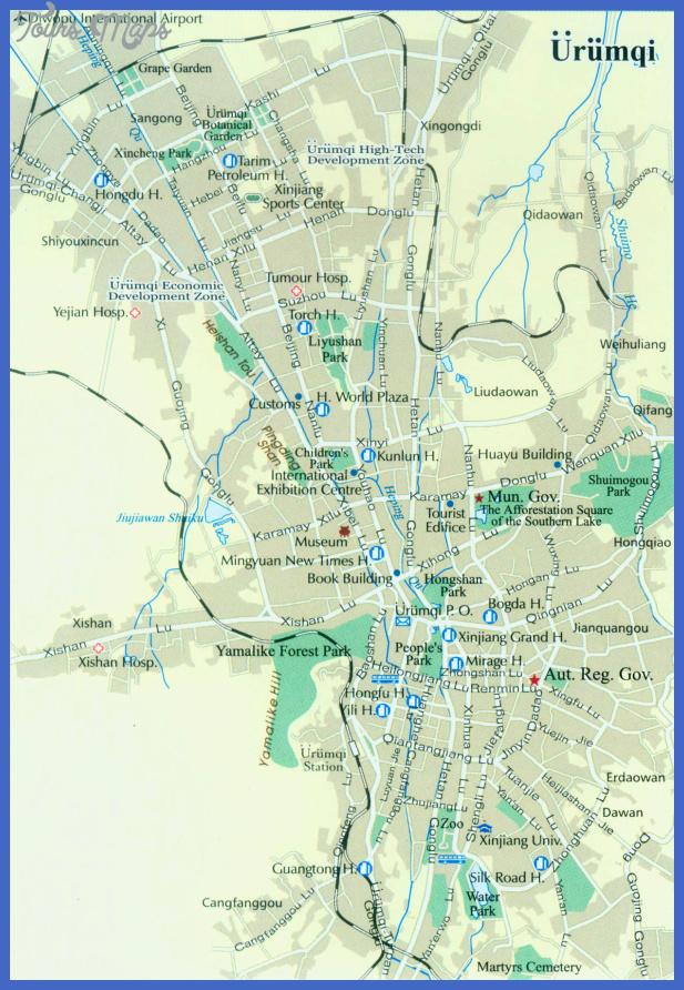 urumqi travel  4 Urumqi Travel