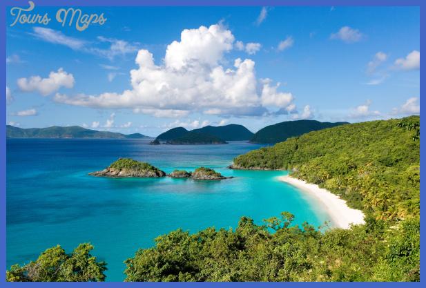 us virgin islands big 2 Best vacations in USA
