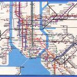 usa new york subway map 150x150 New York Metro Map