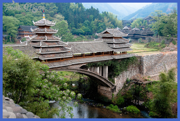 Vacation Places In China