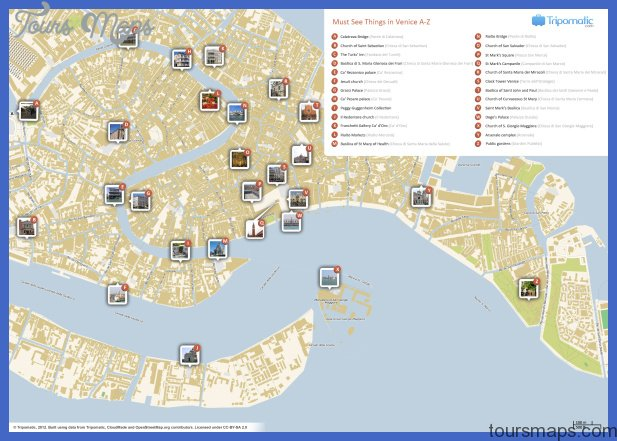 venice attractions map large Monterey Map Tourist Attractions
