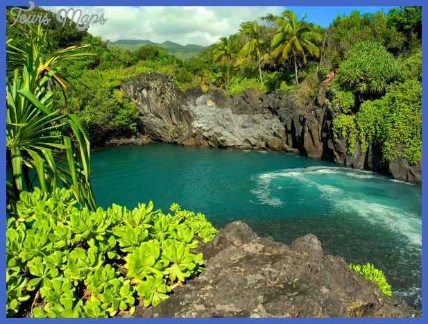 venice falls  maui  hawaii Best place to travel to in Hawaii