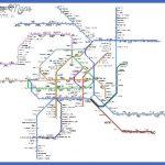 vienna map metro 150x150 Vienna Subway Map