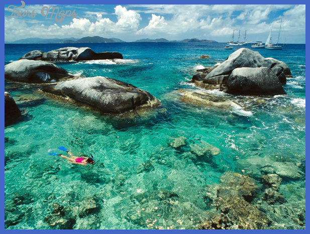 virgin islands 1 Best places to vacation USA