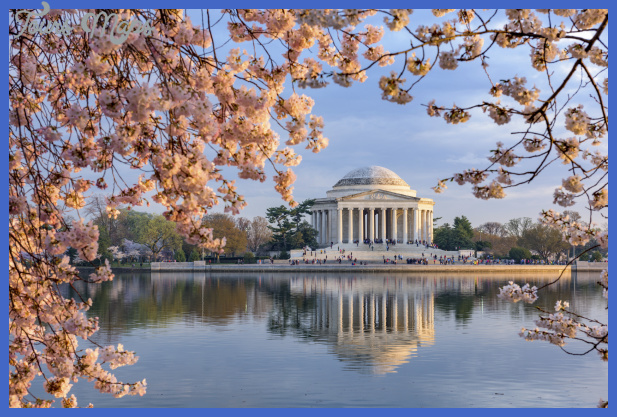 washington dc in spring 000069429087 medium Best summer destinations USA