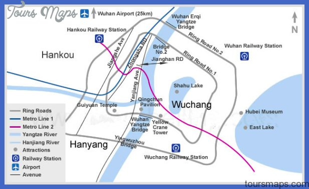 Wuhan Map Tourist Attractions _6.jpg