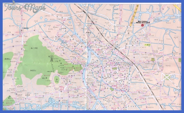 wuxi map tourist attractions  6 Wuxi Map Tourist Attractions