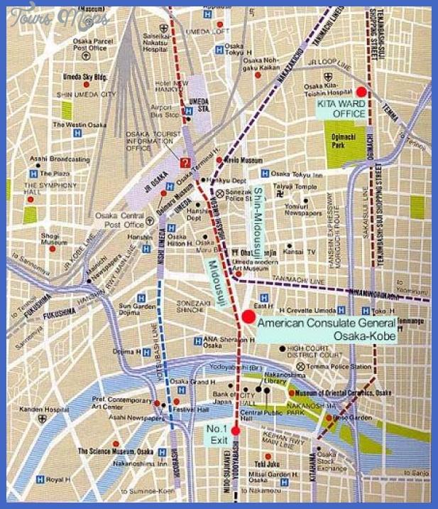 wwwjacs osakamap Osaka Metro Map