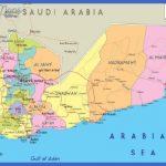 yemen political map 150x150 Yemen Map