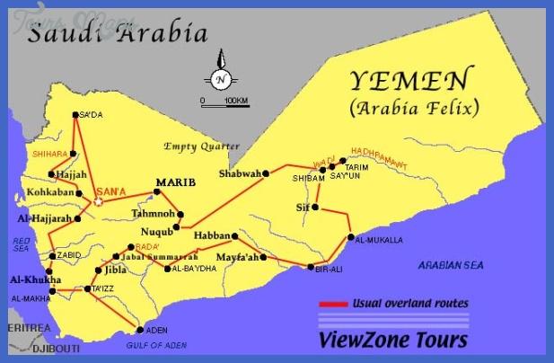 yemen subway map  5 Yemen Subway Map