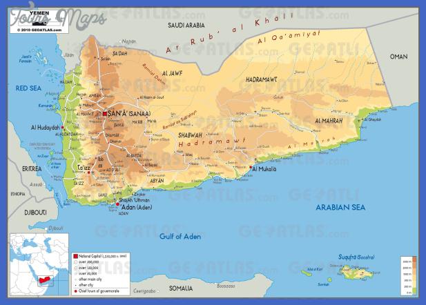 yemen phy Yemen Subway Map
