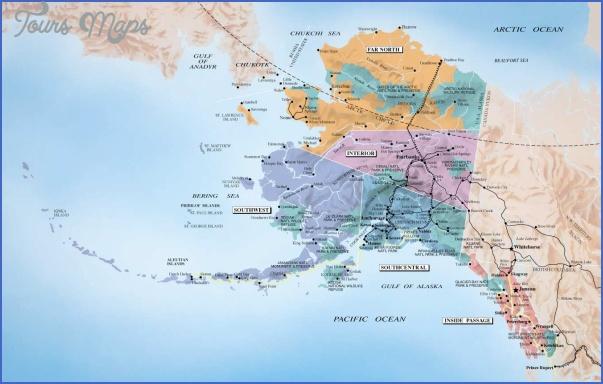 alaskamap Alaska Map