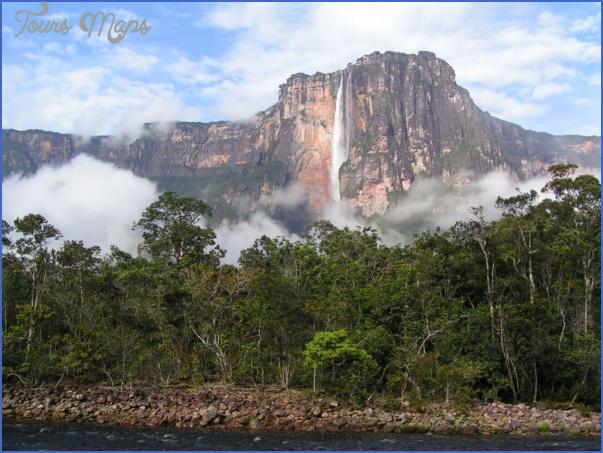 angel falls venezuela3 VENEZUELA