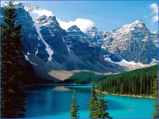 banff national park alberta canada CANADA
