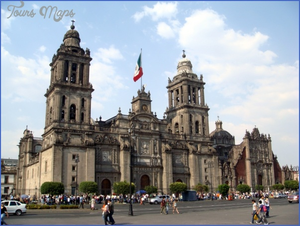 catedral metropolitana metropolitan cathedral mexico city Mexico City Travel Destinations