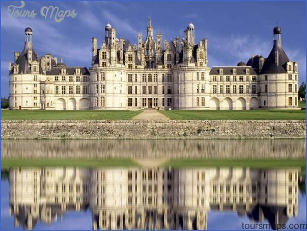 chateau de chambord castle loire valley france 1 Chateau de Chambord CASTLE  LOIRE VALLEY, FRANCE