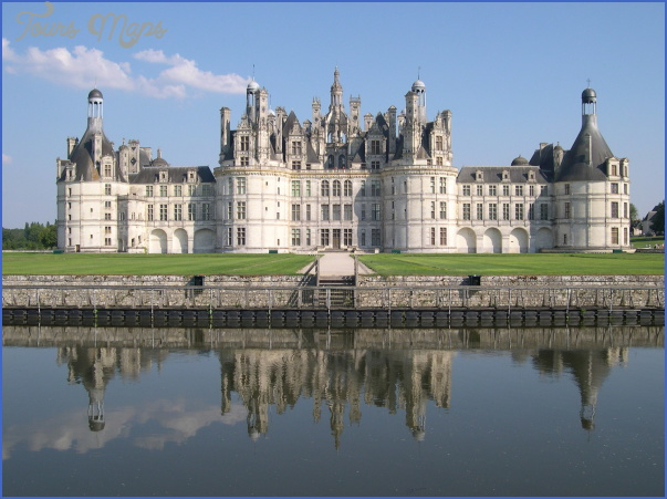 chateau de chambord castle loire valley france 5 Chateau de Chambord CASTLE  LOIRE VALLEY, FRANCE