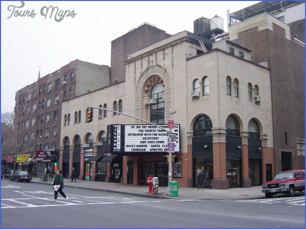cinemas of new york  23 Cinemas of New York