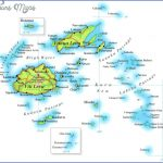detailed physical map of fiji with roads and cities for free 150x150 Fiji Map