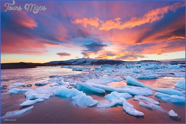 elia locardi colors of jokulsarlon iceland ICELAND