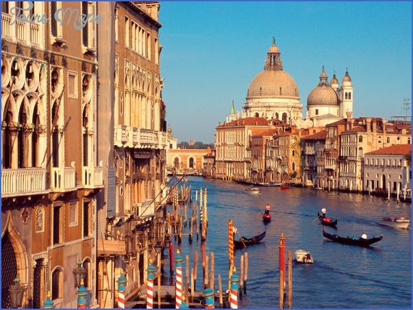 grand canal venice italy ITALY