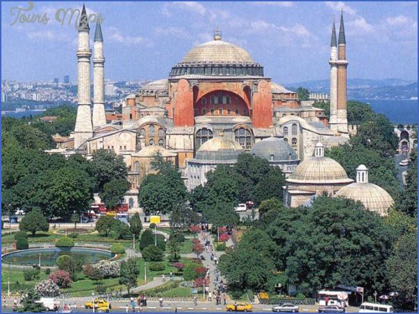 hagia sophia turkey 13 HAGIA SOPHIA TURKEY