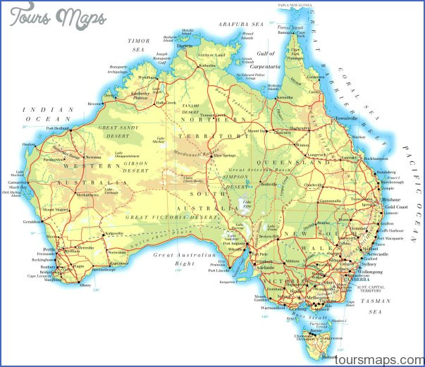 Map Of Australia Pdf.Australia Map Pdf Free Archives Toursmaps Com