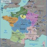 large political map of france 150x150 France Map