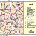 lund map 150x150 Scandinavia Map Tourist Attractions