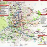 madrid transit map 150x150 Spain Subway Map