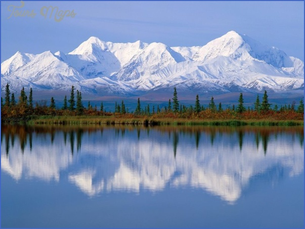 majestic reflections alaska Travel to Alaska