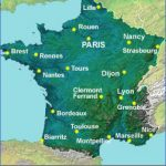map france 150x150 France Map Tourist Attractions