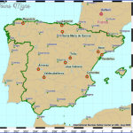 mapspain 150x150 Spain Map Tourist Attractions