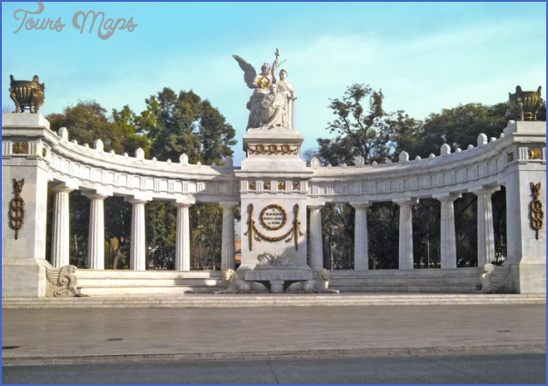 mexicocity benitojuarezmonument Mexico City Travel Destinations