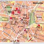 montpellier attractions map 150x150 France Map Tourist Attractions