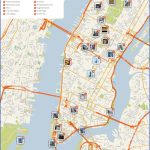 new york map of attractions  2 150x150 New York map of attractions