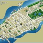 new york map of attractions  5 150x150 New York map of attractions