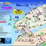 new york map of attractions  6 150x150 New York map of attractions