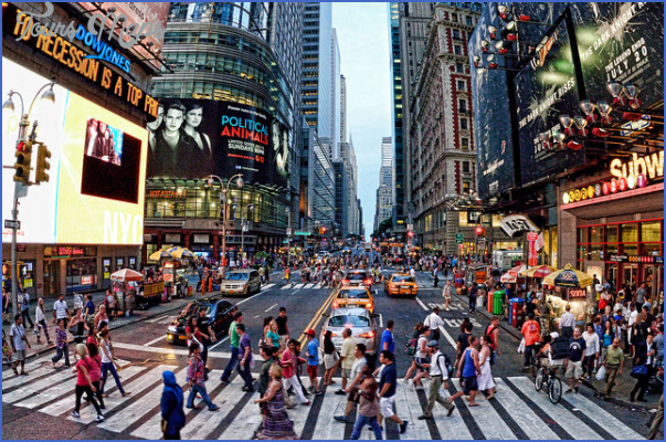 new york map theatre district 35 New York map theatre district
